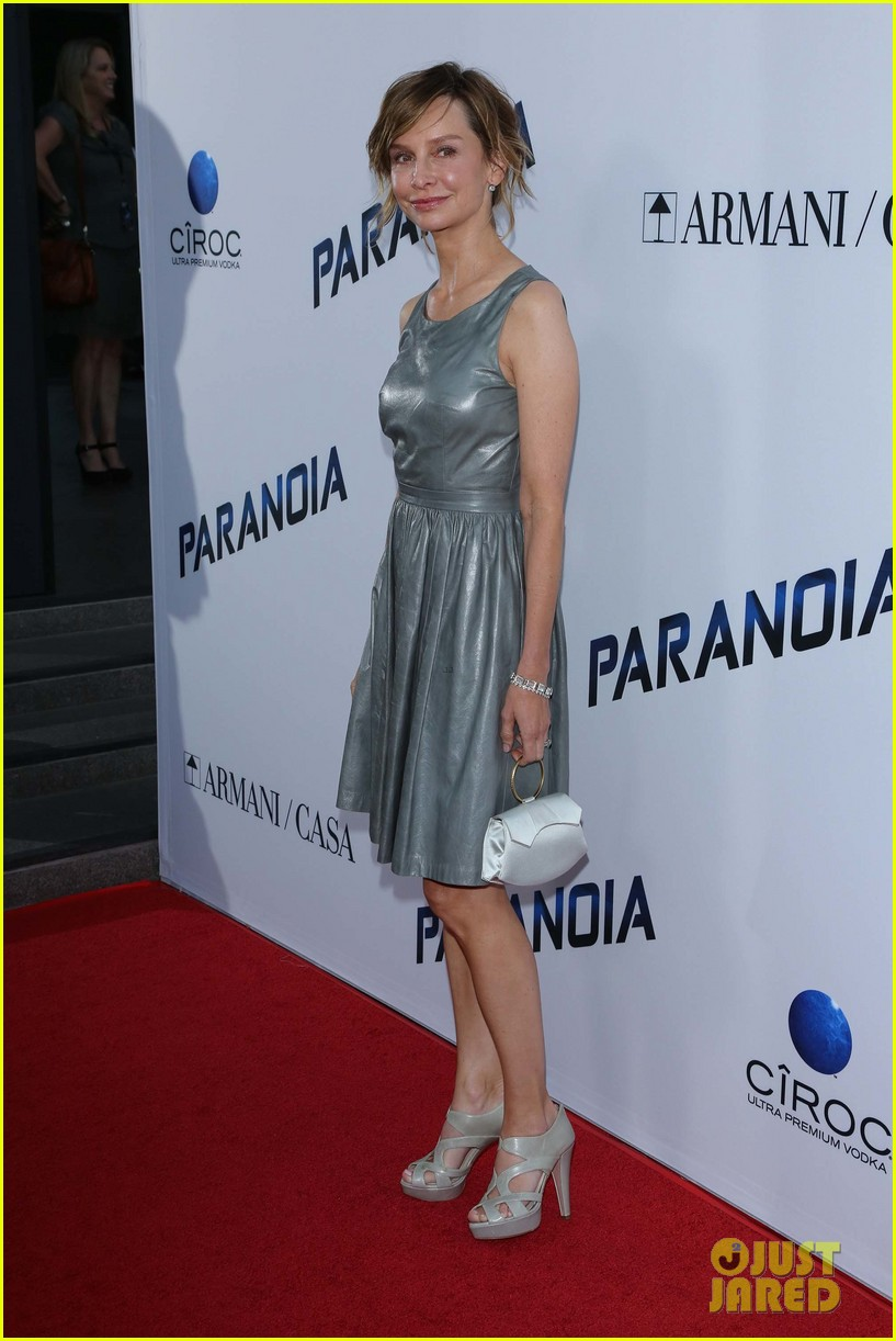 harrison ford paranoia premiere with calista flockhart 19