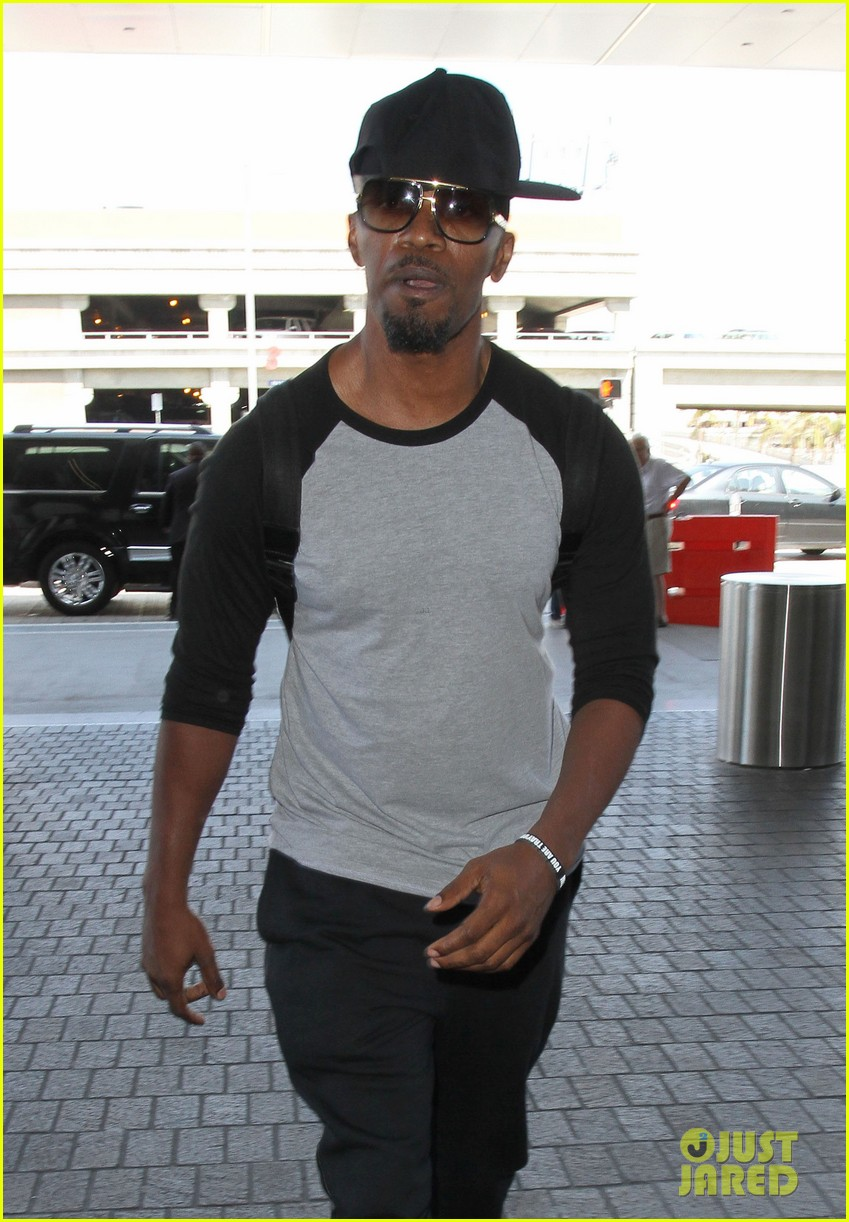jamie foxx kanye west jay z should be next civil rights leaders 042941236