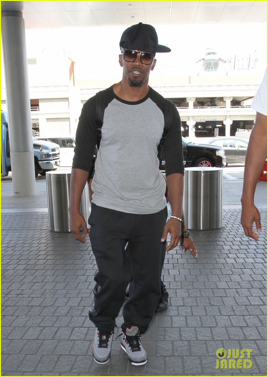 jamie foxx kanye west jay z should be next civil rights leaders 062941238