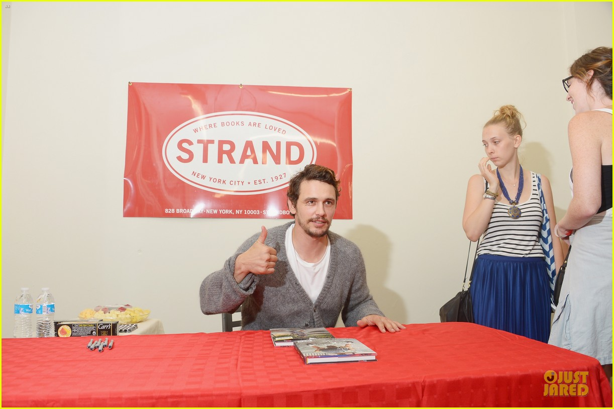james franco a california childhood book signing 112926976