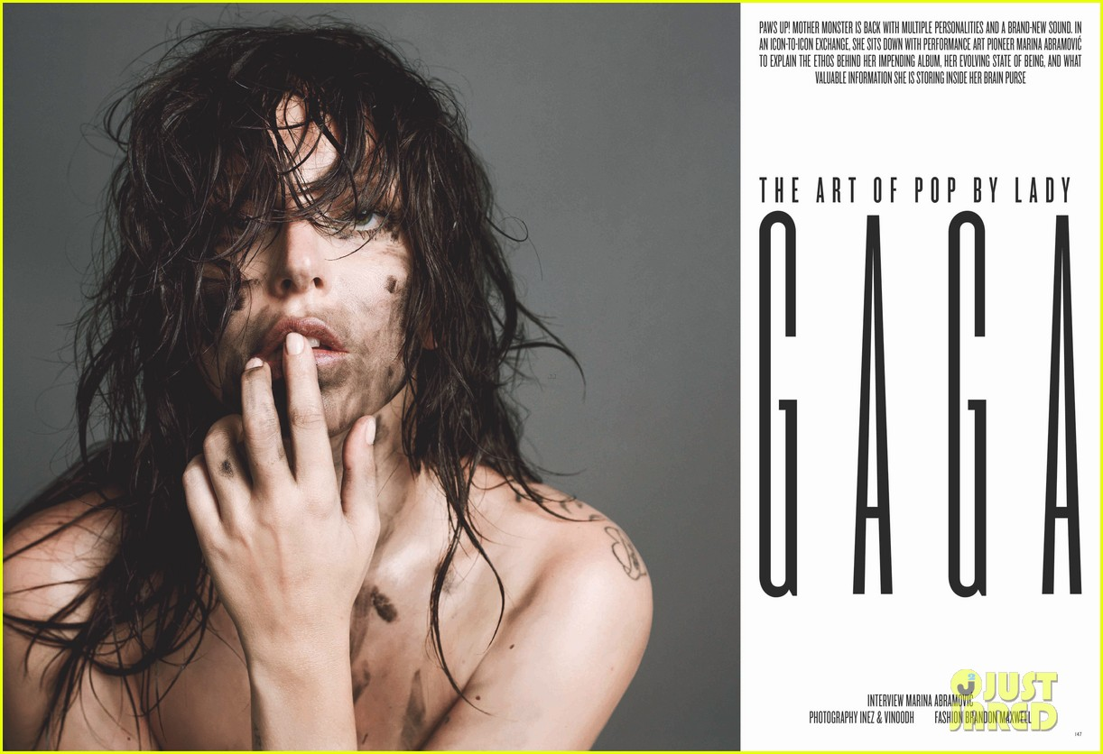 lady gaga final nude v magazine images 042930798