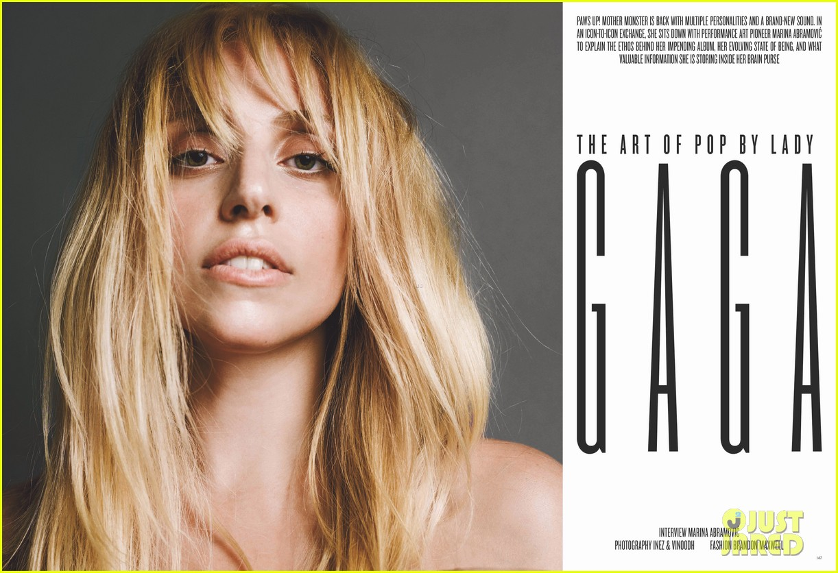 lady gaga final nude v magazine images 072930801