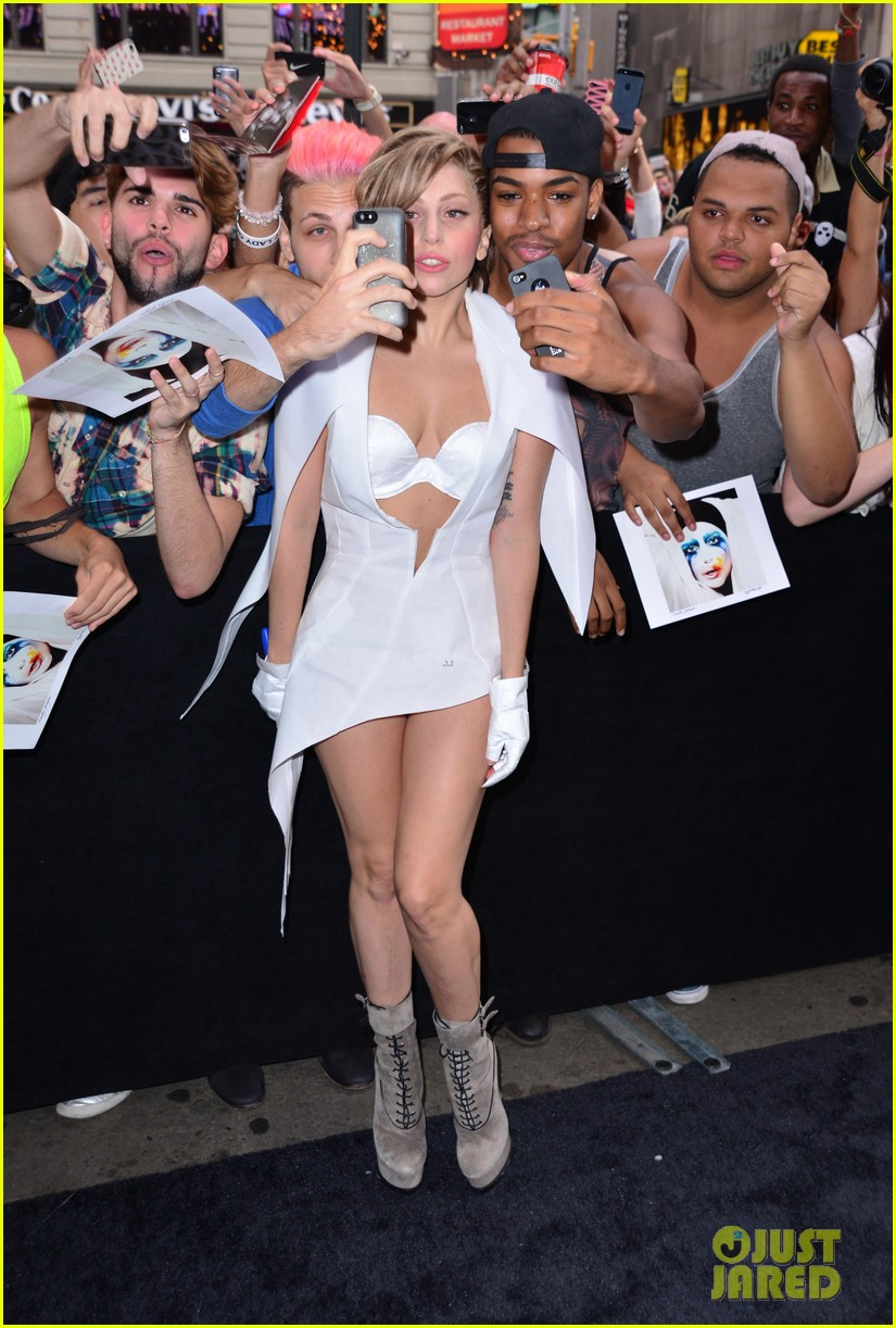 lady gaga good morning america interview 032933279