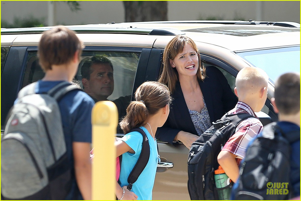 jennifer garner alexander set with steve carell 072933708