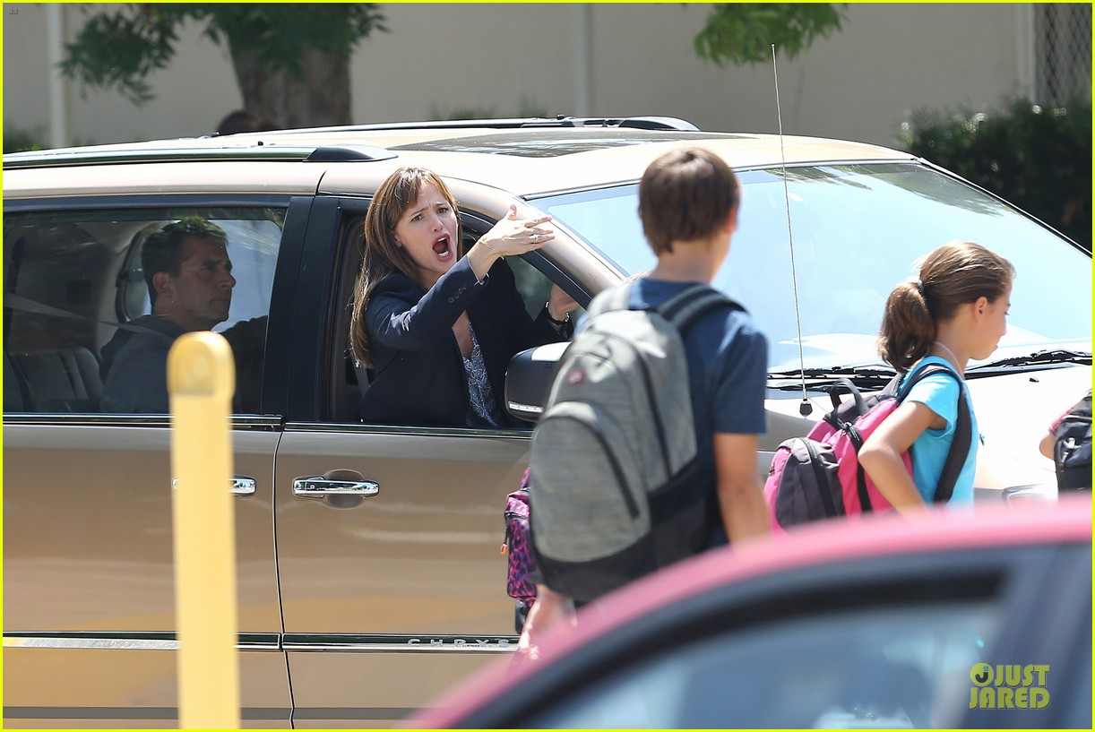 jennifer garner alexander set with steve carell 12