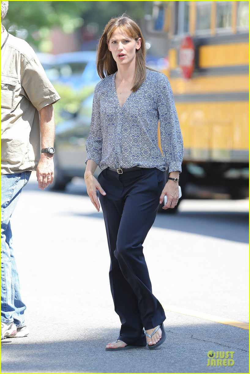 jennifer garner alexander set with steve carell 15
