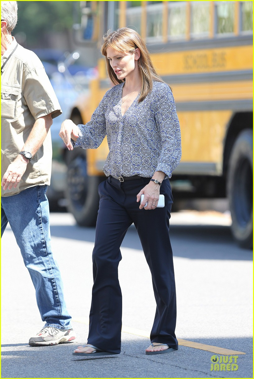 jennifer garner alexander set with steve carell 232933724