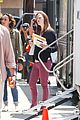 jennifer garner preps for work on imagine set with al pacino 03