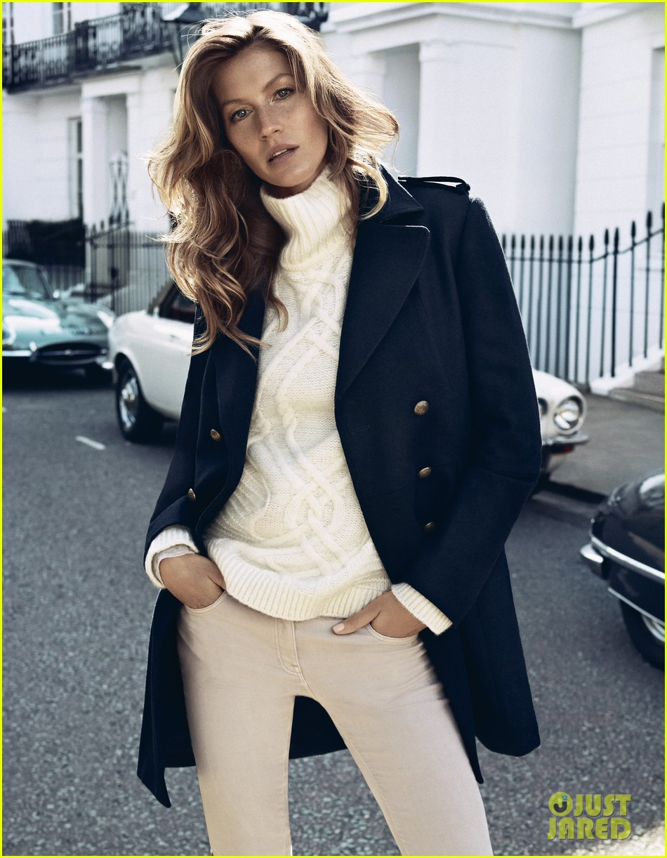 gisele bundchen hm campaign pictures released 022930759