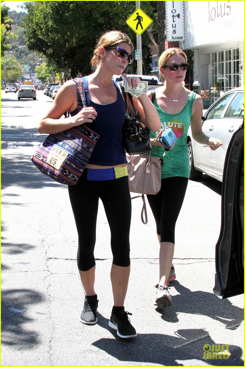 ashley greene works out twice in one day 262927115
