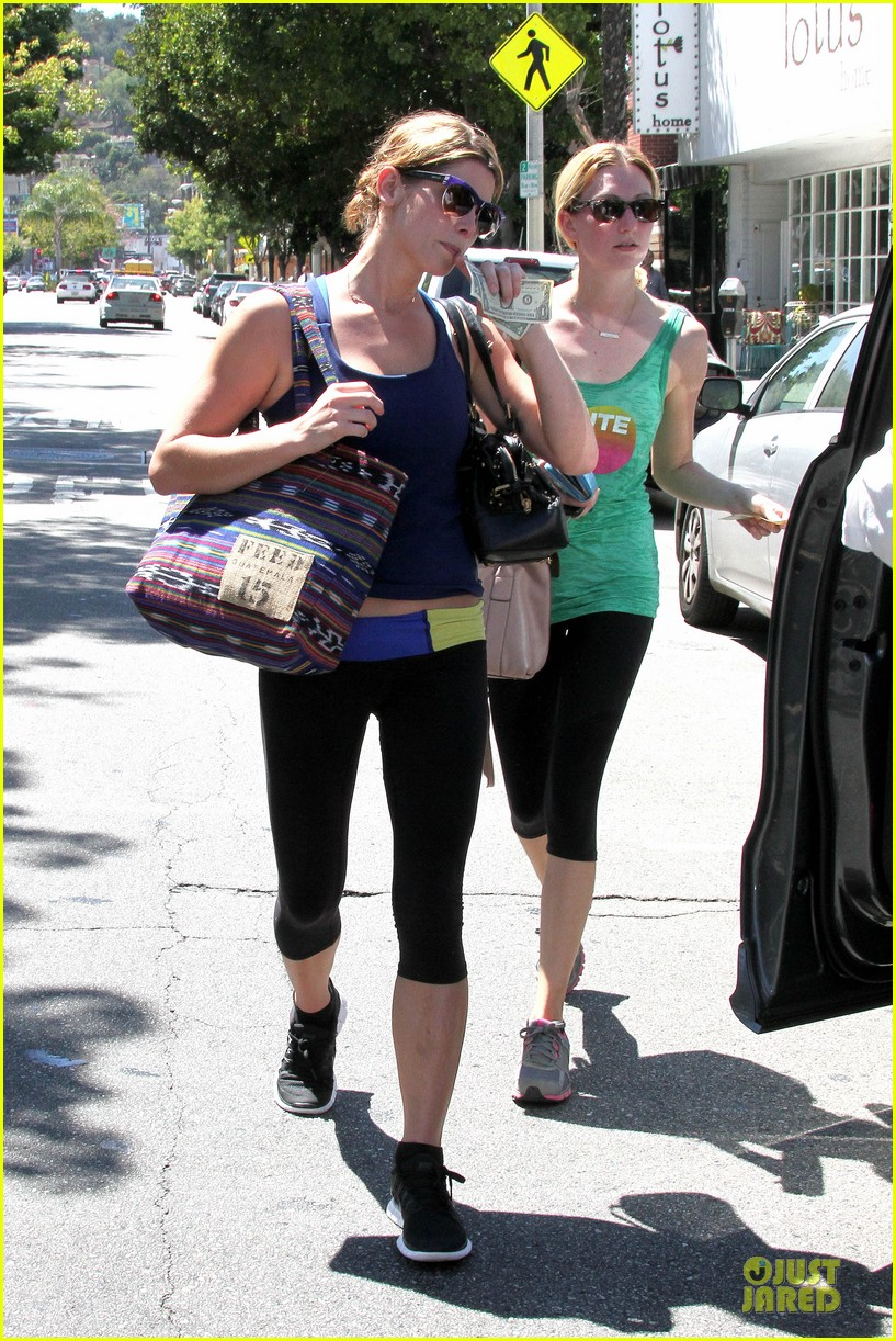 ashley greene works out twice in one day 292927118