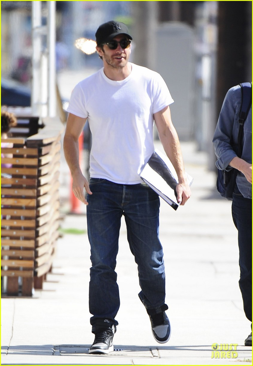 jake gyllenhaal takes his job seriously raves love and other drugs author 062929689