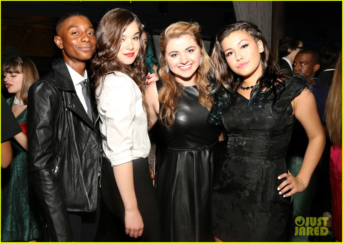 hailee steinfeld joey king olivia holts sweet 16 08