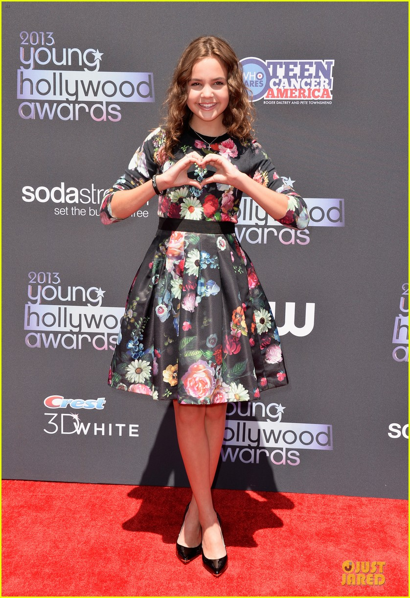 lucy hale young hollywood awards 2013 red carpet 062921719