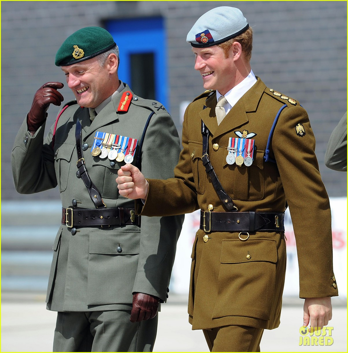 prince harry opens royal marine center in devenport 022922109