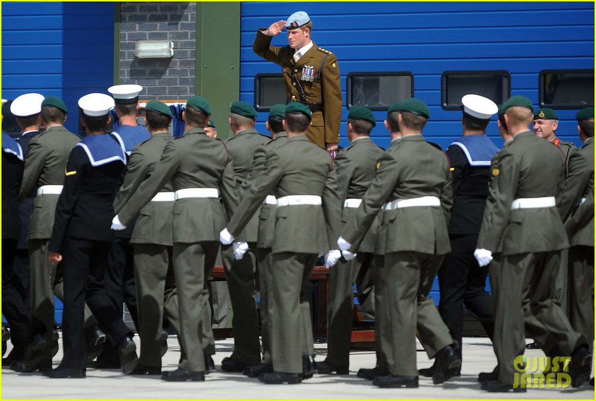 prince harry opens royal marine center in devenport 092922116