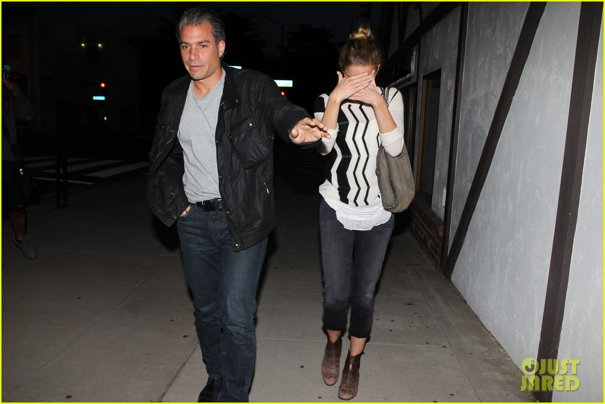 amber heard grabs dinner with talent agent christian carino 222924080