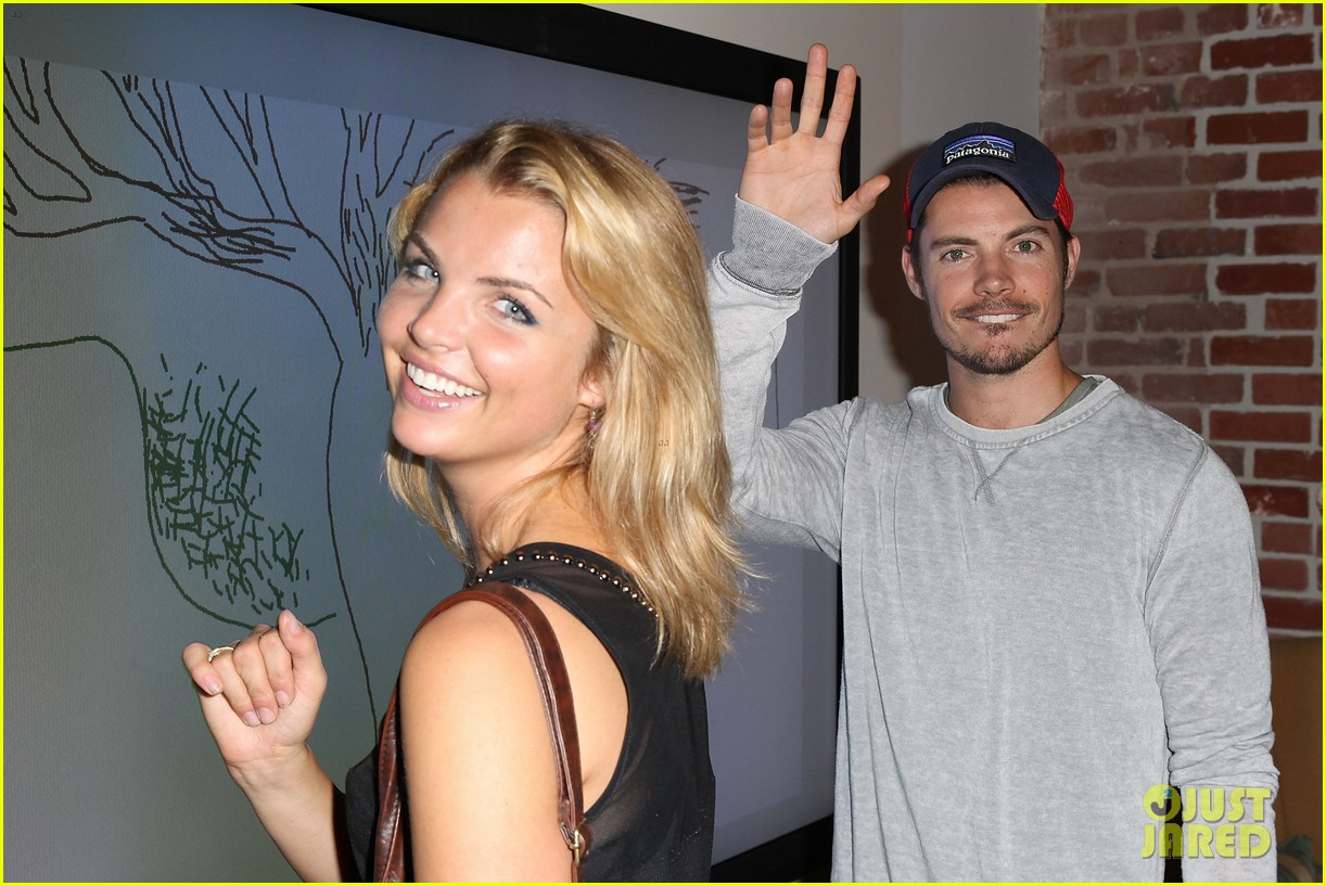 annalynne mccord josh henderson 18for18 summer soiree 022933301
