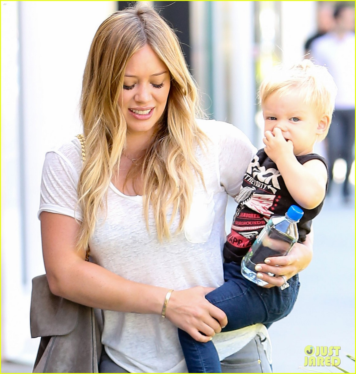 hilary duff mike comrie we definitely want more kids 062932581