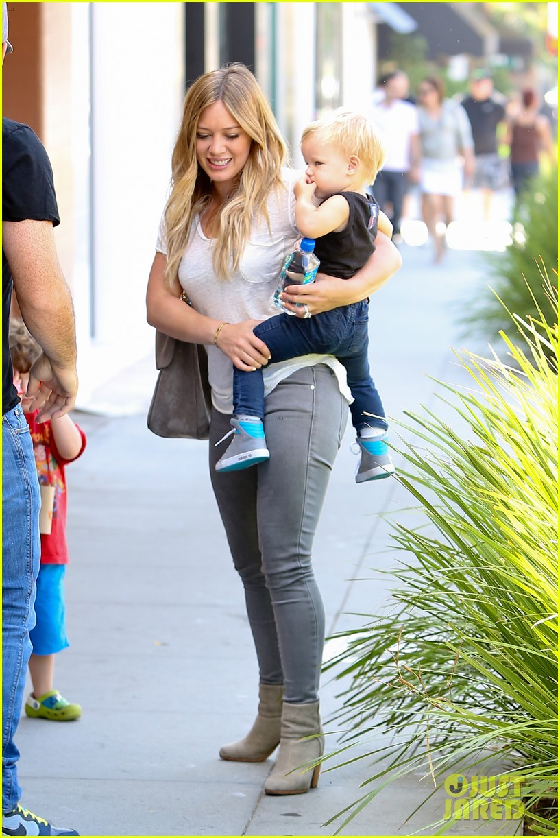 hilary duff mike comrie we definitely want more kids 072932582