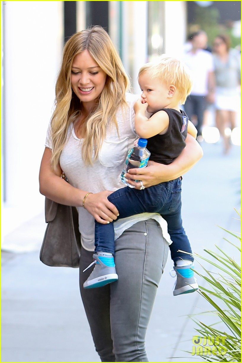 hilary duff mike comrie we definitely want more kids 082932583