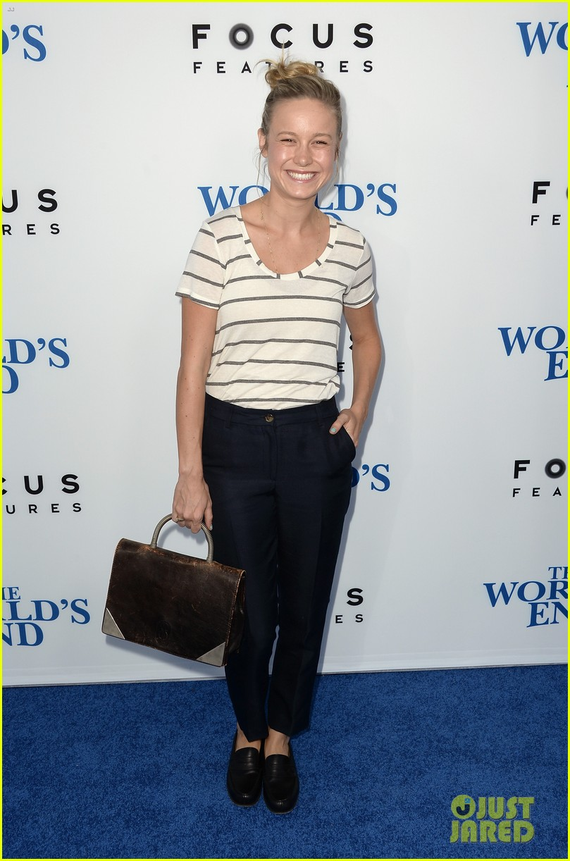 megan hilty brie larson worlds end hollywood premiere 012935257