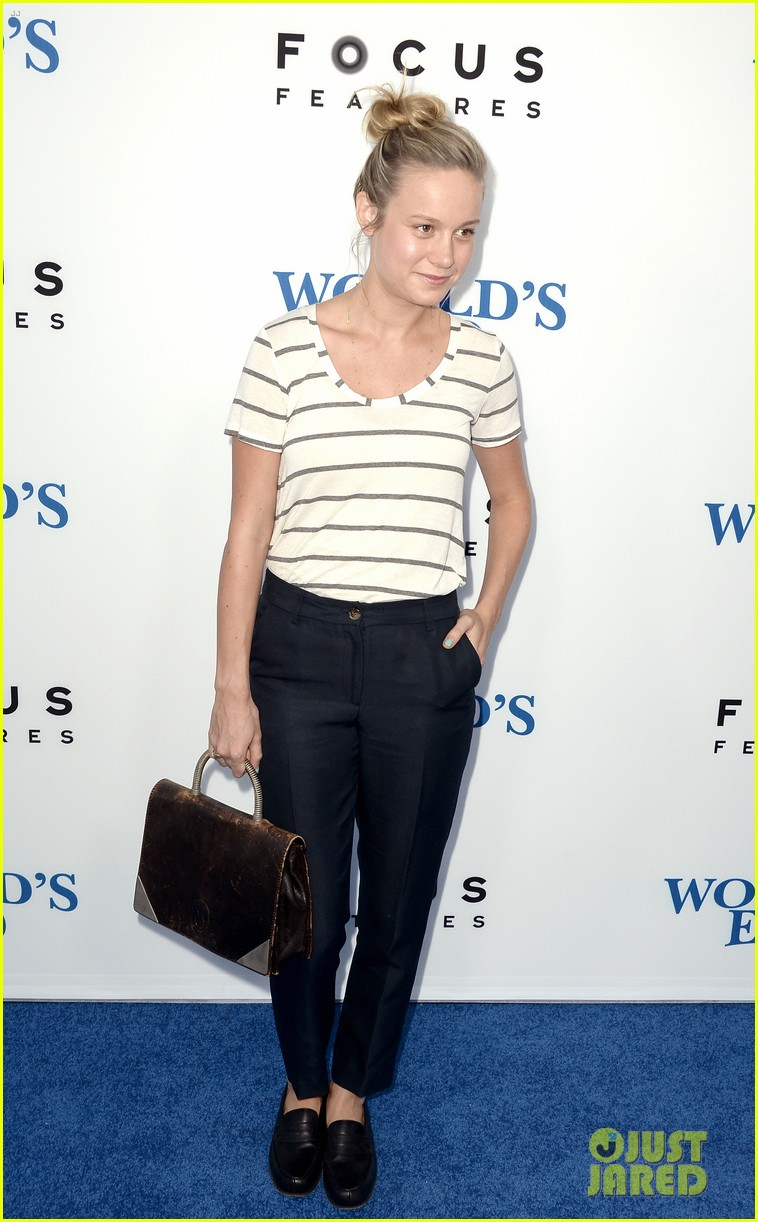 megan hilty brie larson worlds end hollywood premiere 242935280