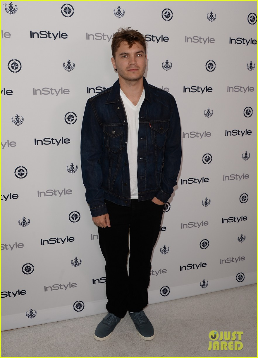 emile hirsch jesse metcalfe instyle summer soiree 092930617