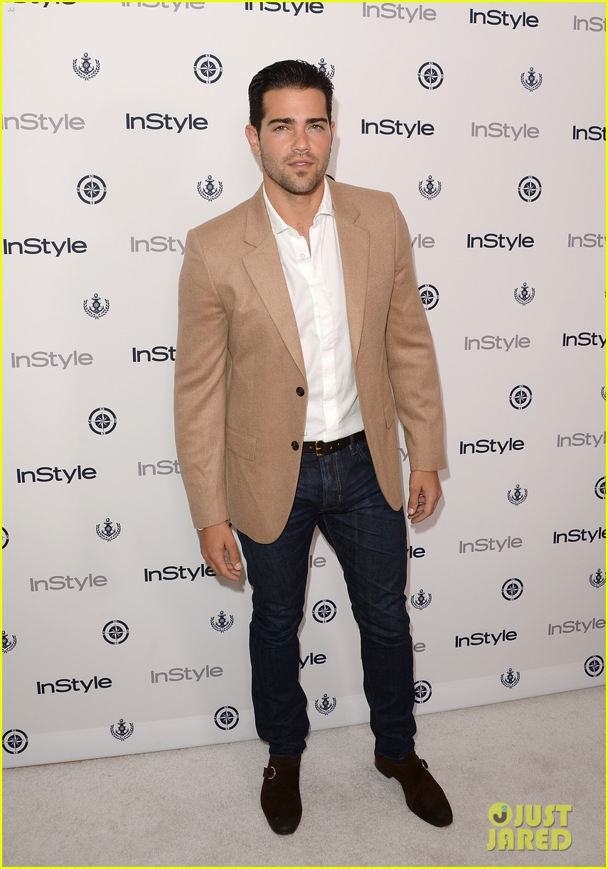 emile hirsch jesse metcalfe instyle summer soiree 132930621