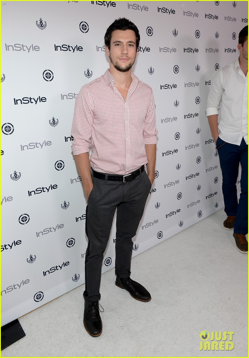 emile hirsch jesse metcalfe instyle summer soiree 16
