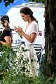 katie holmes plays hopscotch on miss meadows set 31
