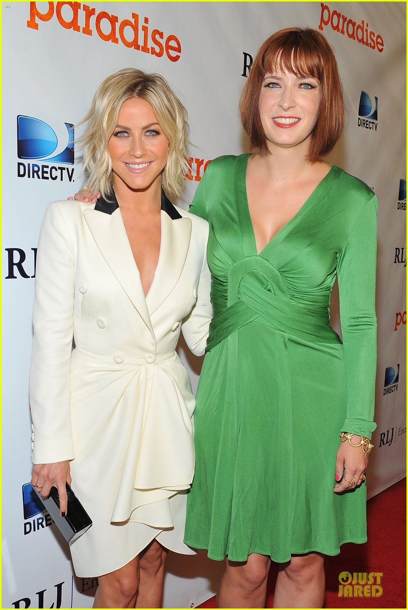 julianne hough paradise hollywood premiere with diablo cody 022925212