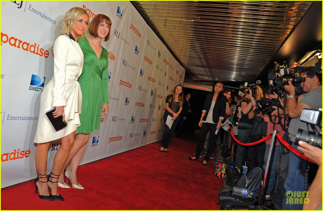 julianne hough paradise hollywood premiere with diablo cody 062925216