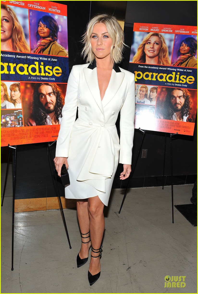 julianne hough paradise hollywood premiere with diablo cody 092925219