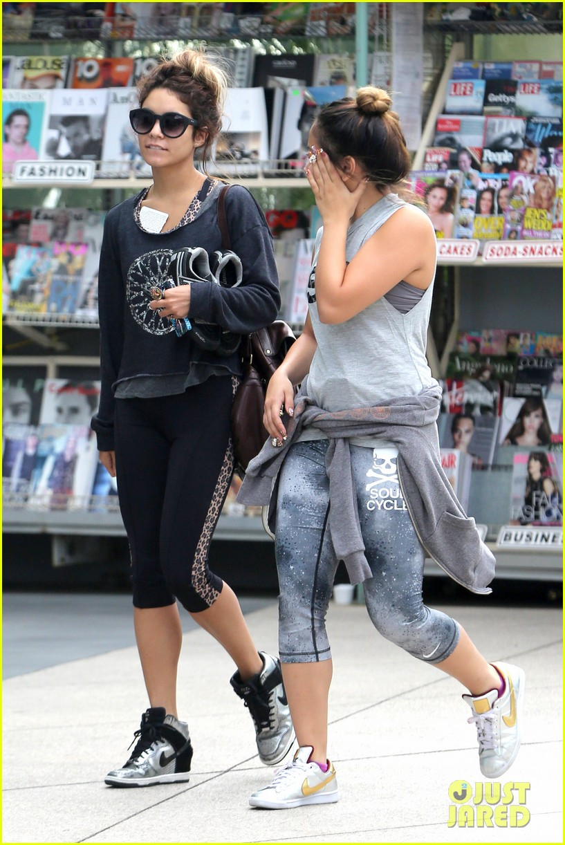 vanessa hudgens wonders why she does hot yoga 042938882