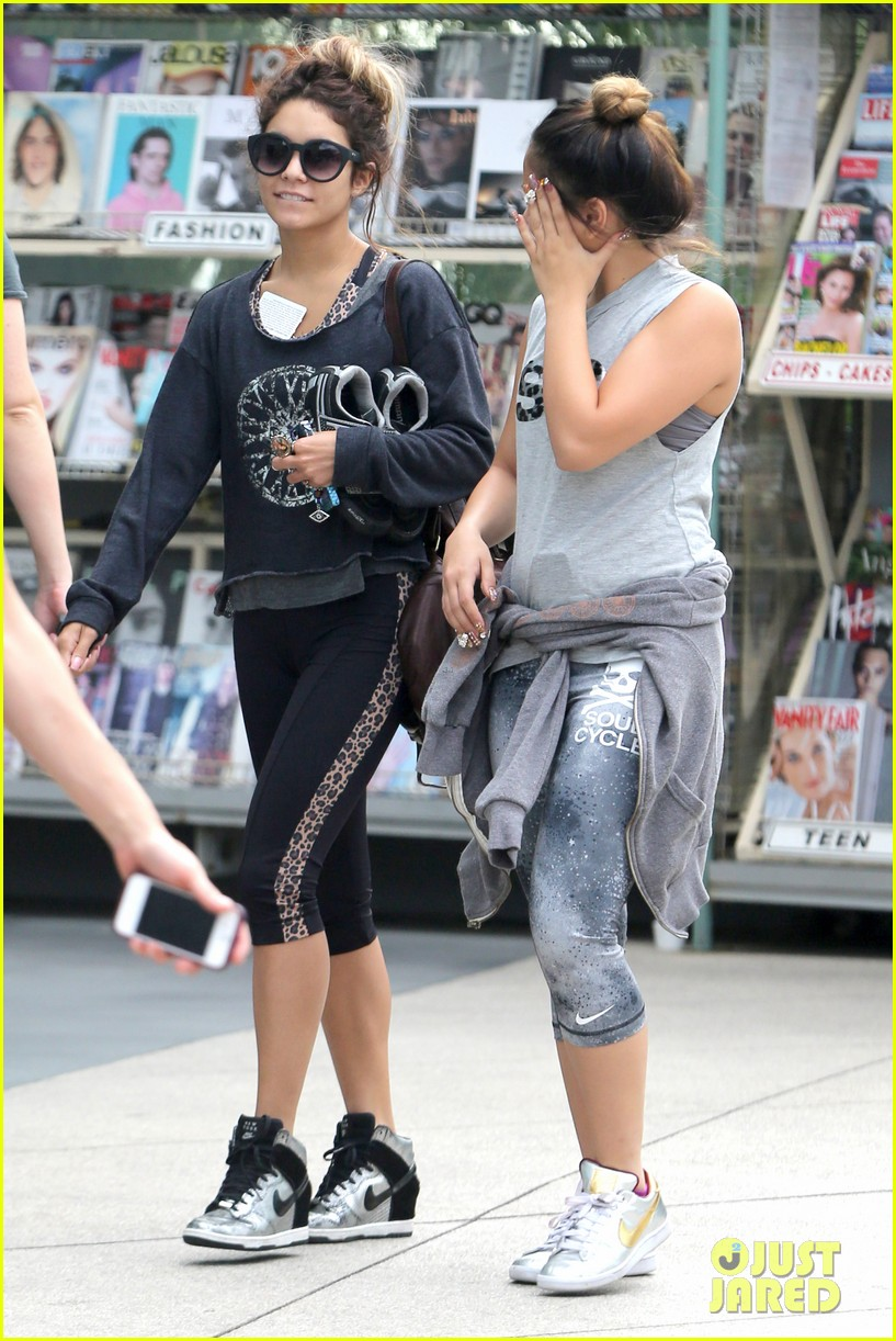vanessa hudgens wonders why she does hot yoga 09