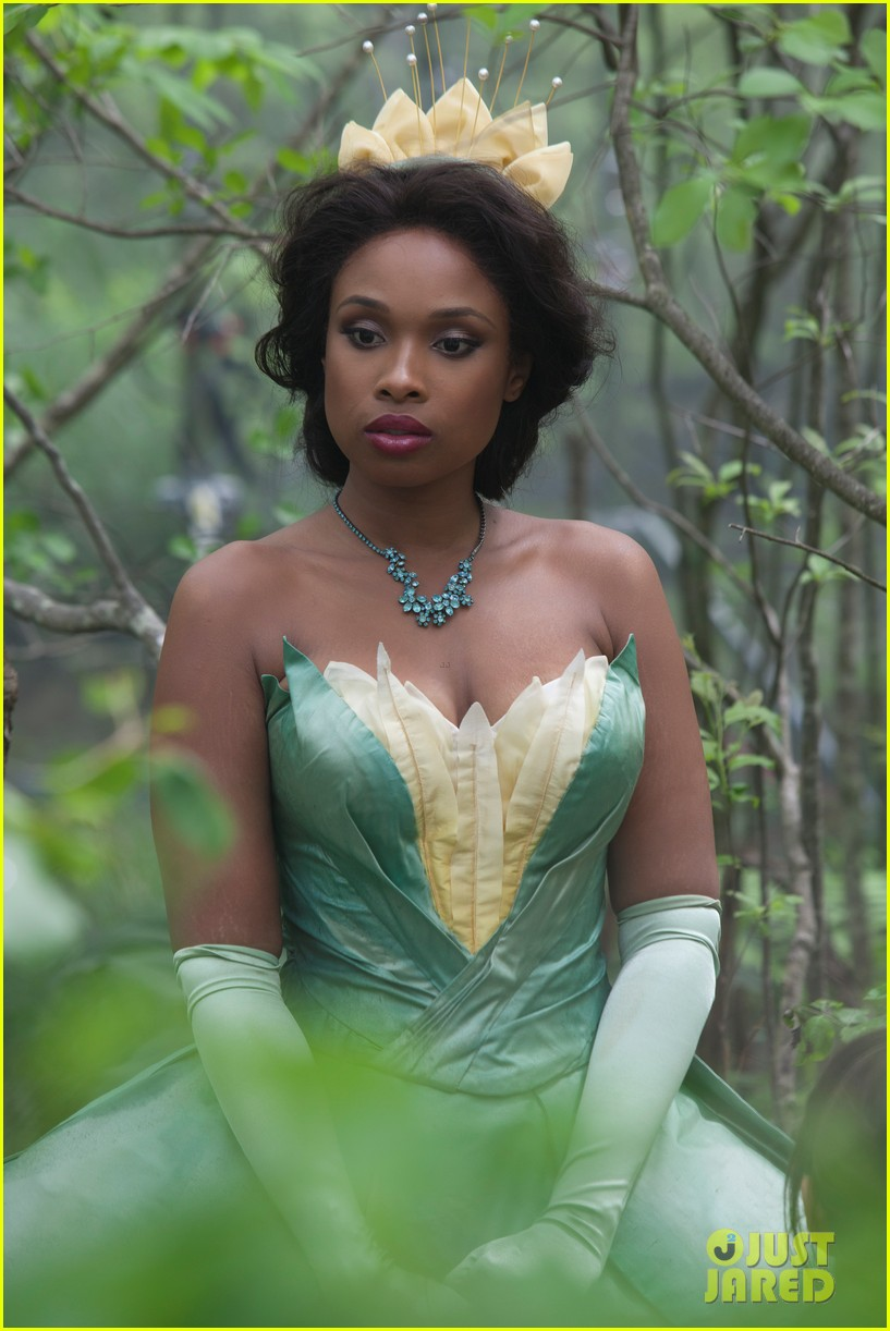 jennifer hudson princess tiana disney dream portrait 01