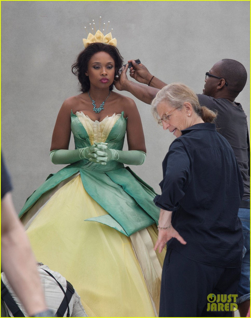 jennifer hudson princess tiana disney dream portrait 042935520