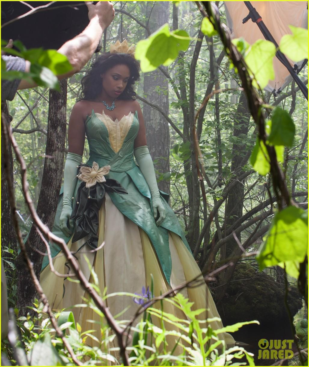 jennifer hudson princess tiana disney dream portrait 072935523