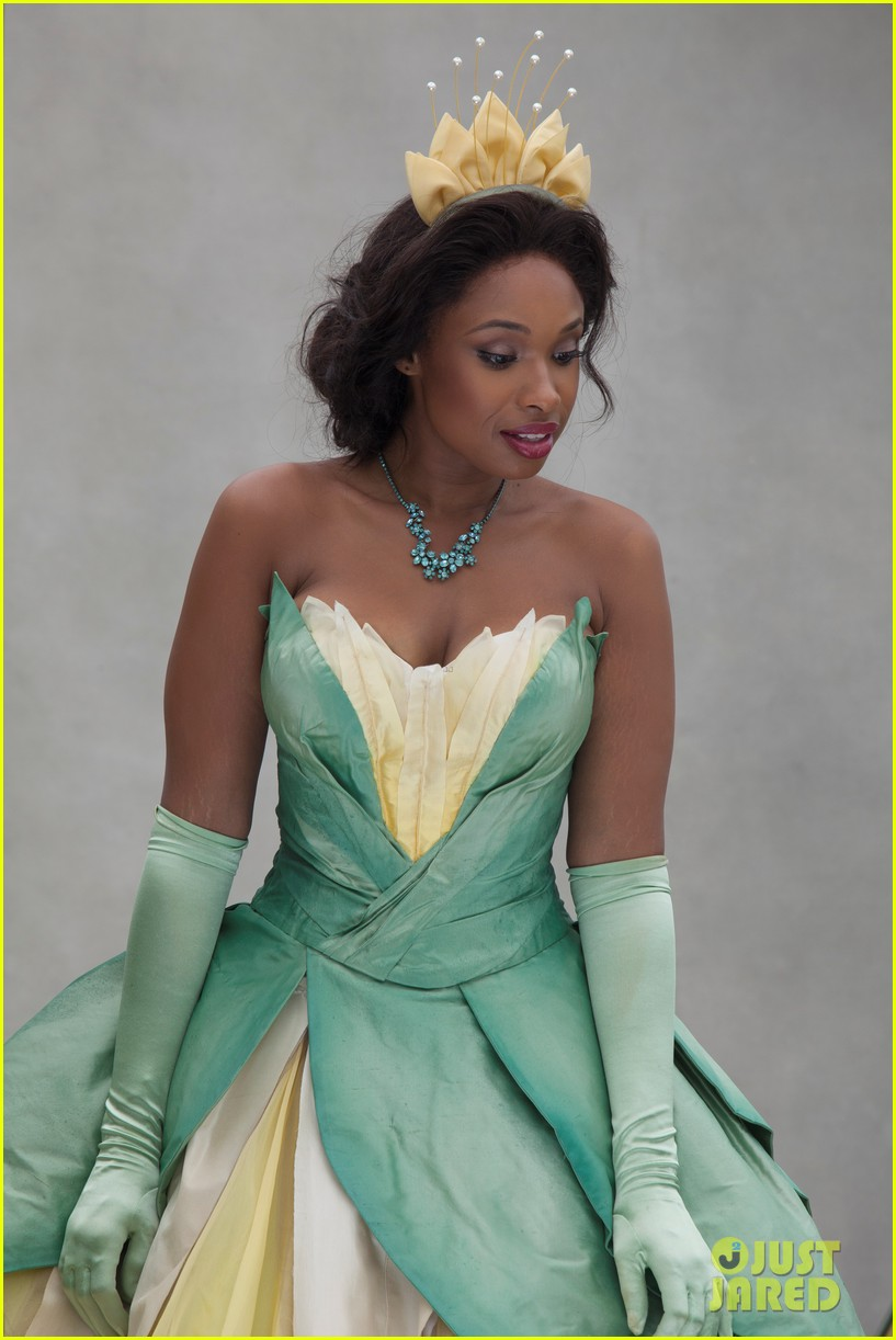 jennifer hudson princess tiana disney dream portrait 10