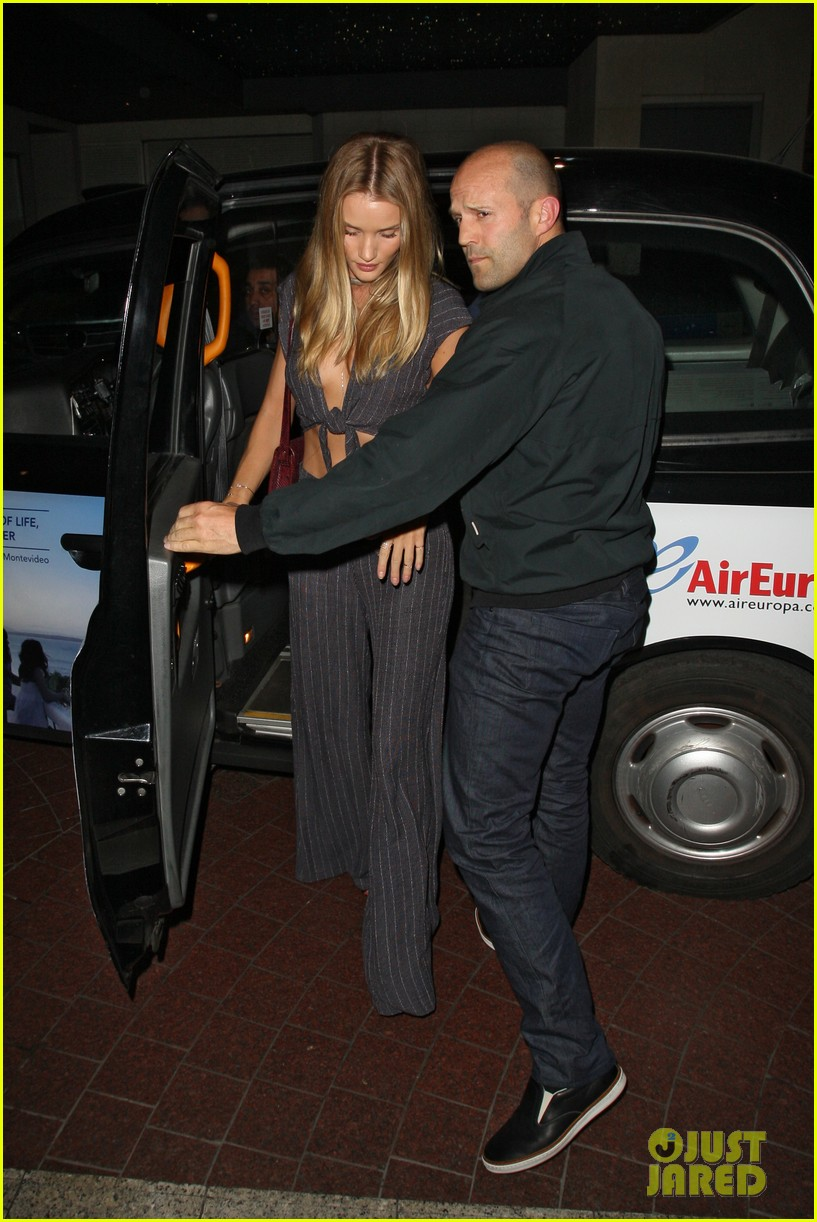 rosie huntington whiteley jason statham cecconis couple 03