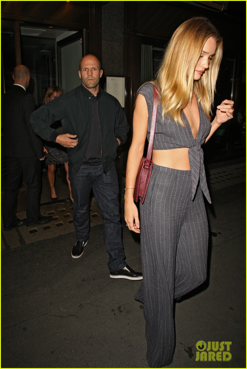rosie huntington whiteley jason statham cecconis couple 072931118
