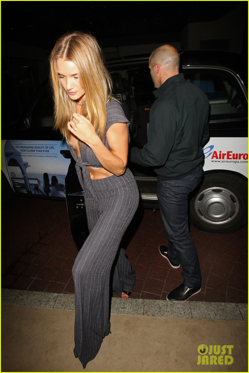 rosie huntington whiteley jason statham cecconis couple 092931120