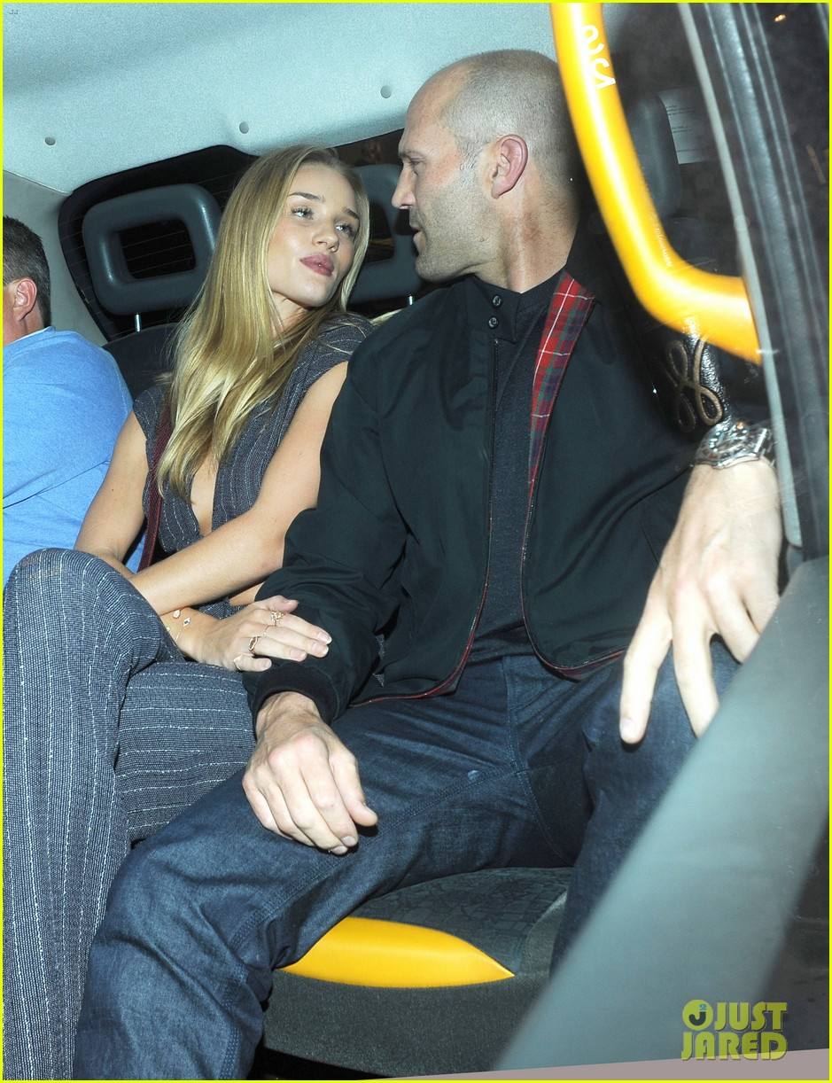 rosie huntington whiteley jason statham cecconis couple 122931123