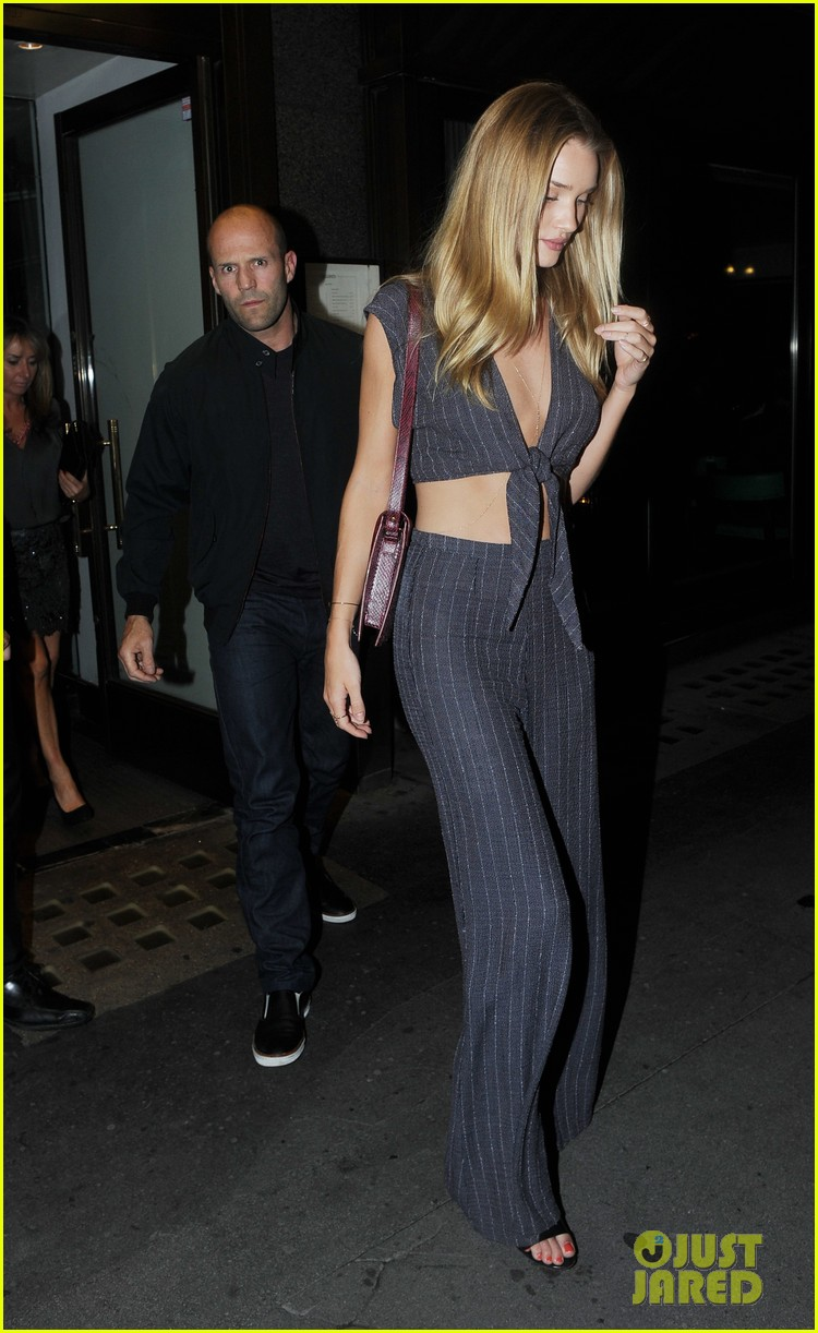 rosie huntington whiteley jason statham cecconis couple 132931124