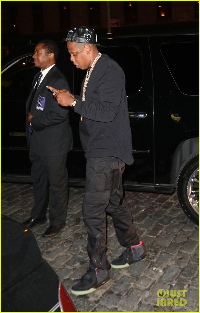 jay z joins beyonce on stage for final brooklyn concert 052924835