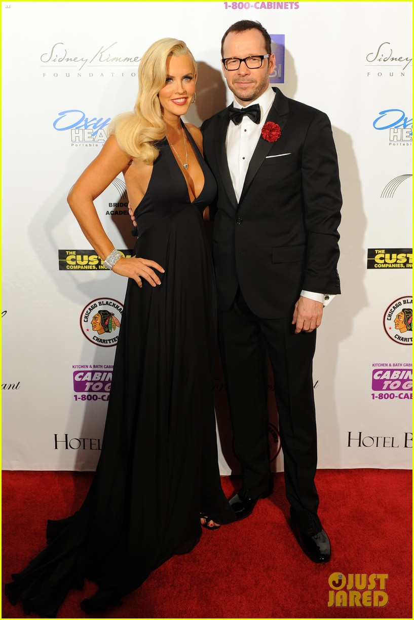 jenny mccarthy donnie wahlberg first couple appearance 022937285