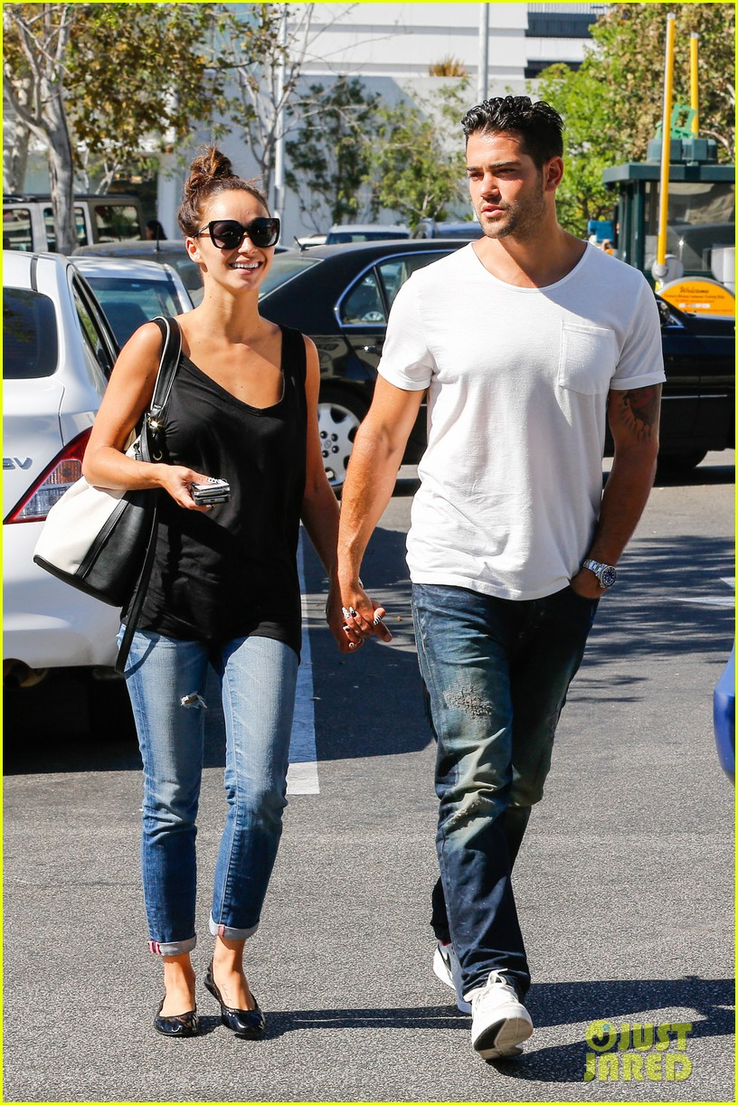 jesse metcalfe cara santana we took the time to get to know each other 012932660