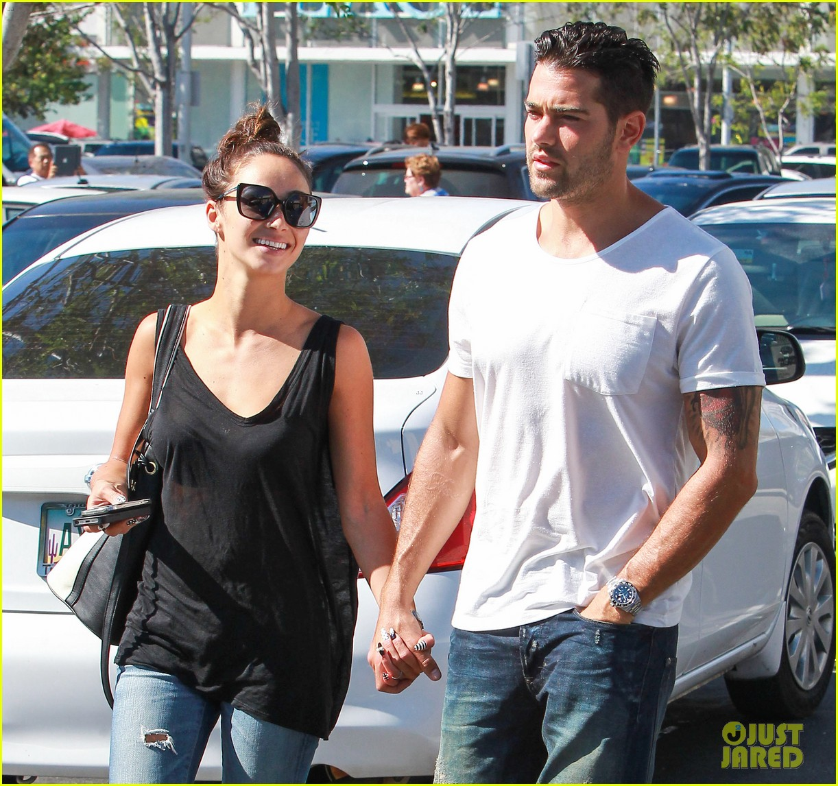 jesse metcalfe cara santana we took the time to get to know each other 032932662
