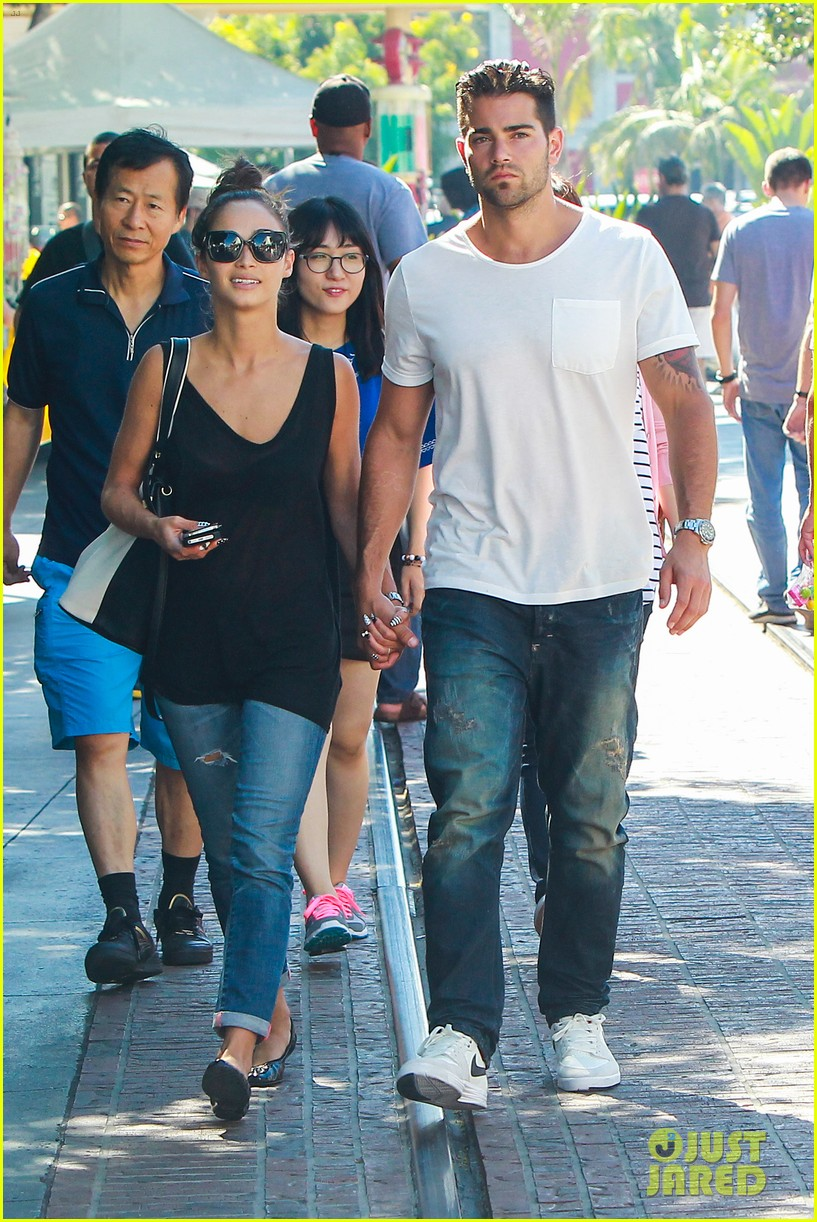 jesse metcalfe cara santana we took the time to get to know each other 052932664